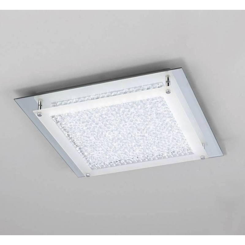 Plafón de techo Crystal Mirror LED 21w - Mantra