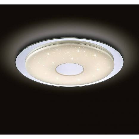 Plafón de techo Virgin LED 18w regulable + mando - Mantra