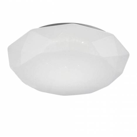 Plafón de techo Diamante LED 54w 50cm - Mantra