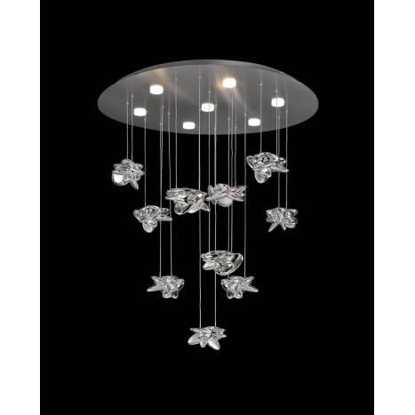 MANTRA Nido 90cm LED 80w pendant lamp
