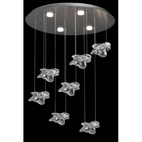 Lámpara colgante Nido LED 60w 75cm - Mantra