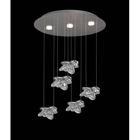 Lámpara colgante Nido LED 50w 60cm - Mantra