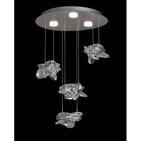Lámpara colgante Nido LED 34w 45cm - Mantra