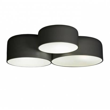 Ole By Fm Pot 5l E27 Black Ceiling Lamp
