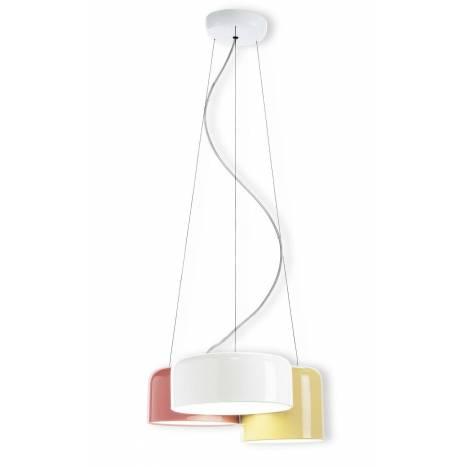 Lámpara colgante Pot metal color - Ole