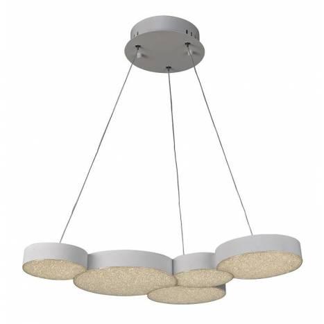 MANTRA Lunas 43w LED pendant lamp