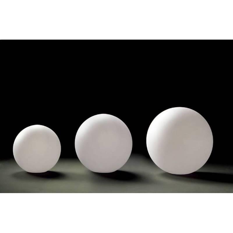 Lampara Bola 1 luz IP65 policarbonato de Mantra