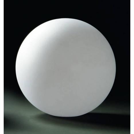 Lampara Bola 1 luz policarbonato de Mantra