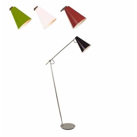 Lámpara de pie Lua 1L E27 - Aromas