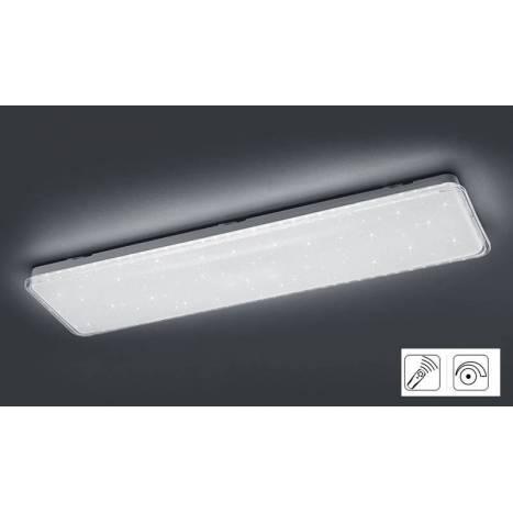 Plafón de techo Chiba LED 60w regulable + mando - Trio
