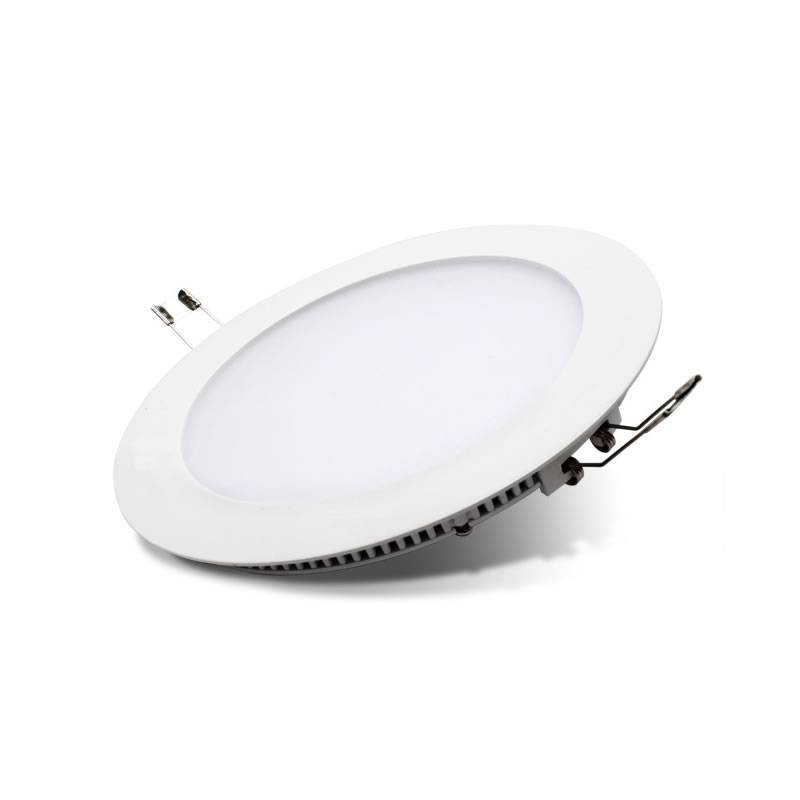 downlight led 18w smd eco 4500k circular blanco maslighting. Black Bedroom Furniture Sets. Home Design Ideas