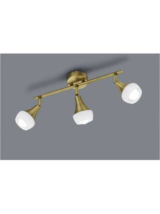 TRIO Trumpet 3L E14 brass surface spotlight