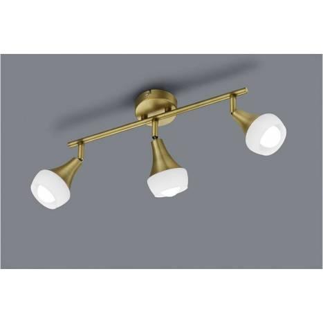 TRIO Trumpet 3L E14 brass surface spotlight