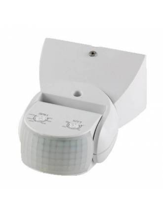 Sensor de movimiento superficie IP65 180º 300/1200w