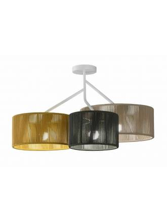OLE by Fm Senia 3L E27 ceiling lamp