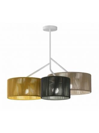 OLE by Fm Senia 3L E27 pendant lamp
