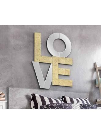 SCHULLER Love wall mirror 60x80