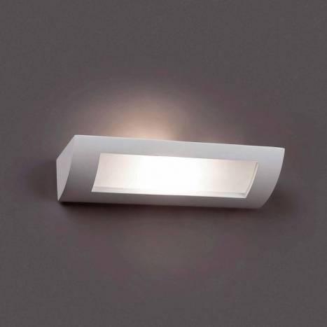 FARO Cheras 4 gypsum wall lamp R7s
