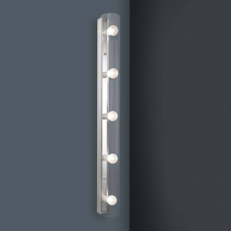 Leds C4 Make Up Wall Lamp 3l G9 Glass