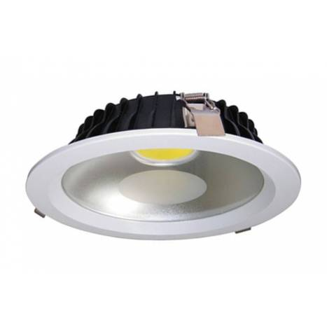 MASLIGHTING Downlight LED COB 30w round white