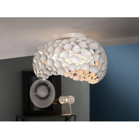 SCHULLER Narisa ceiling lamp 47cm white