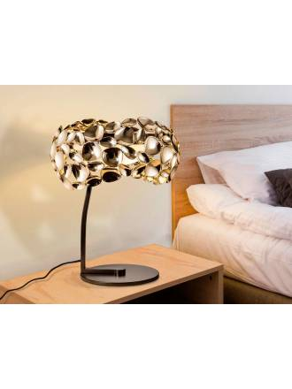 SCHULLER Narisa table lamp 3l gold