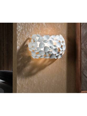 SCHULLER Narisa wall lamp 2l white