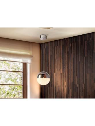 SCHULLER Sphere ceiling lamp 20cm chrome