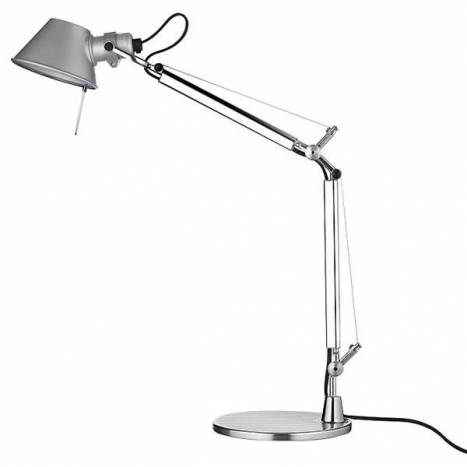 Office table lamp 1L aluminium adjustable