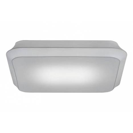OLE by FM Cloud ceiling lamp 100x100 white