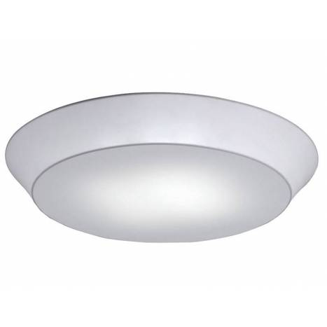 OLE by FM Cloud round ceiling lamp 100 white