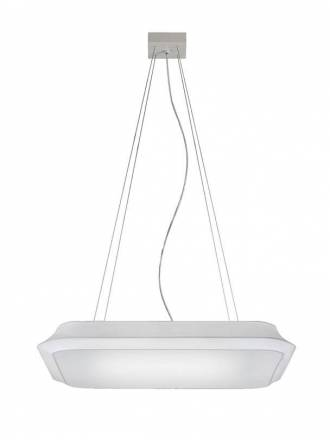 OLE by FM Cloud pendant lamp 80x80 white