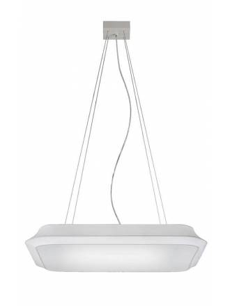 OLE by FM Cloud pendant lamp 100x100 white