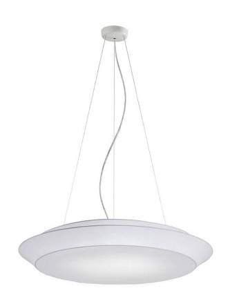 OLE by FM Cloud round pendant lamp 100 white