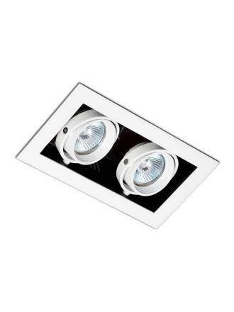 FARO Falcon 2L GU10 recessed light white
