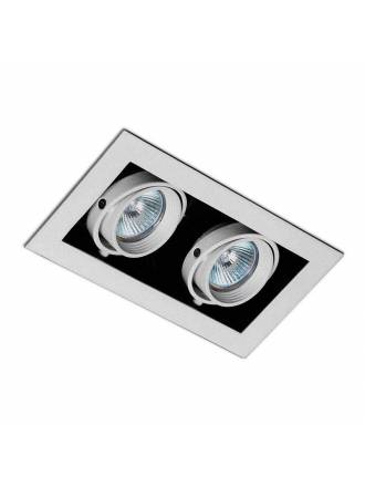 FARO Falcon 2L GU10 recessed light grey