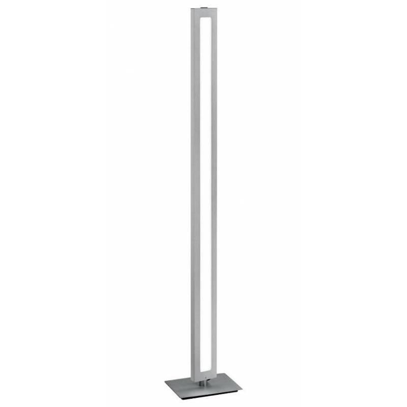 Trio Silas Led 20w Floor Lamp Dimmable Aluminium