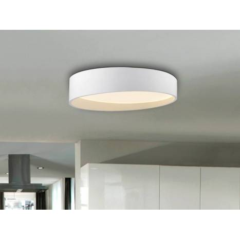 SCHULLER Circus ceiling lamp LED 40cm white