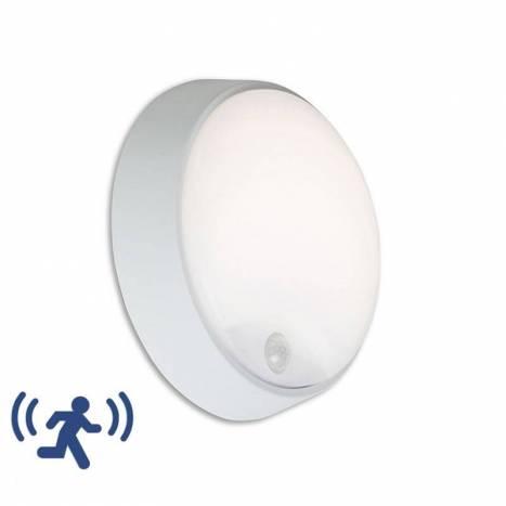 Aplique de pared Acra LED 14w Sensor PIR IP54 - LDV
