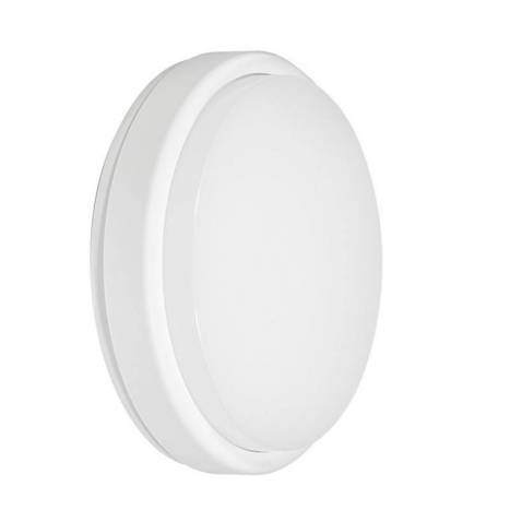 Aplique de pared Luarca LED 14w IP54 blanco - LDV