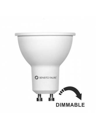 Bombilla LED 6w GU10 60º Hook regulable - Beneito Faure