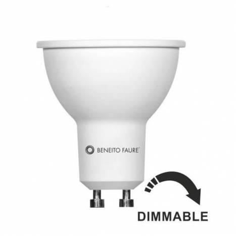 Bombilla LED 6w GU10 60º Hook regulable - Beneito Faure
