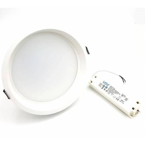 Downlight Lim round LED 35w blanco - Kohl