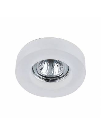 YLD SC760RF recessed light white glass