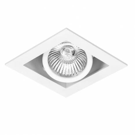ONOK Cardan Mini recessed light white aluminium