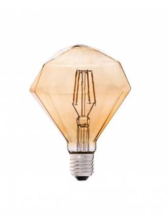Bombilla LED 4w E27 Diamante vintage - Faro