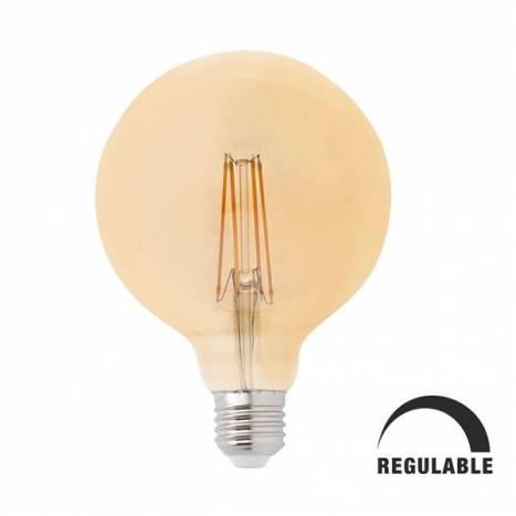 FARO Globe G125 LED 5w E27 bulb dimmable