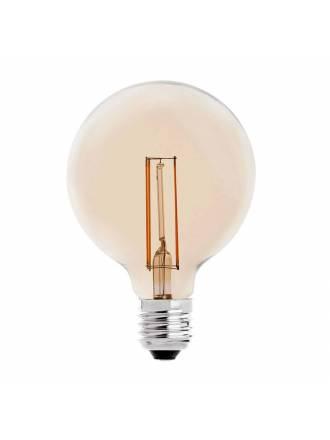Bombilla LED 4w E27 G95 Globo vintage - Faro