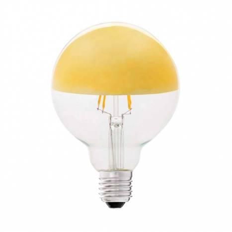 Bombilla LED 4w E27 G95 Globo oro - Faro
