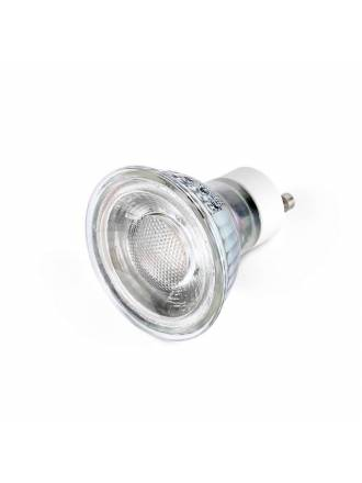 FARO GU10 LED bulb 7w 38º glass